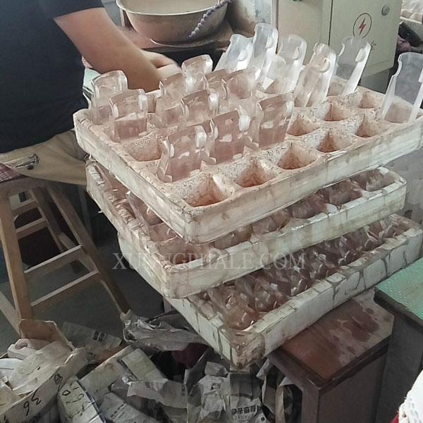Xưởng sản xuất pha lê